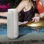 Bluetooth® speaker Pipe 2.0 splash-proof 24 W white