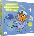 Astronomy Advent Calendar with the mouse