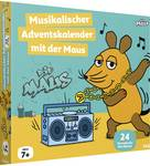 Musical Advent calendar with the mouse