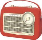 Northern end of the Transita 130 table radio