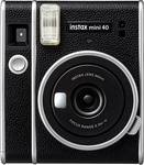 Fujifilm instax mini 40 Sortbild camera