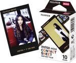 Fujifilm instax mini Contact Sheet (single pack)