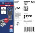 EXPERT MetalMax AIZ 32 AIT sheets for multifunction tools, 40 x 32 mm, 10 pieces