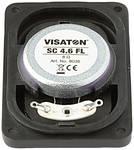Wideband loudspeaker SC 4.6 FL - 8 Ohm