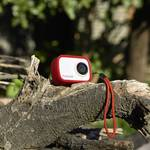 Polaroid iD757 HD Lifestyle Actioncam, red