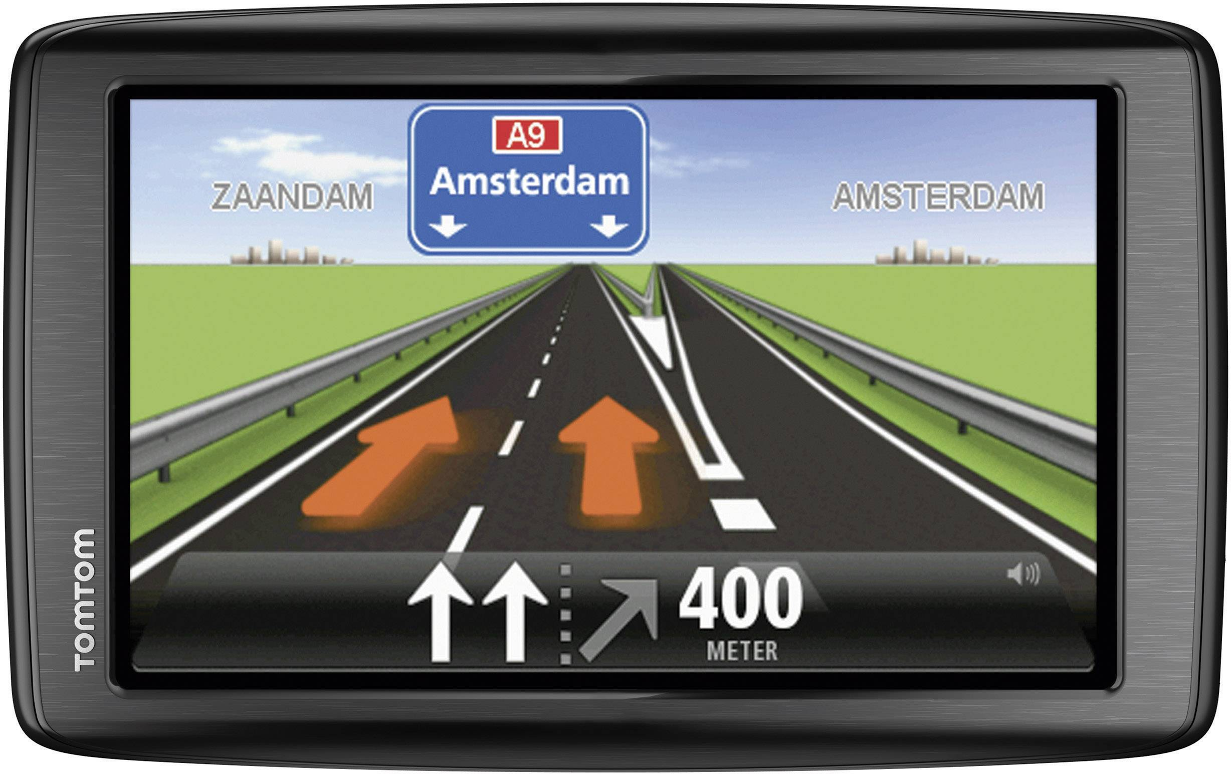 tomtom start 60 m eu satnav maps of europe lifetime map updates rh conrad electronic co uk TomTom VIA 1605TM TomTom GPS Navigation System