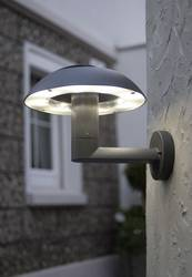 LED-utomhusväggbelysning ECO-Light Spril 24 W 680 lm Neutralvit Antracit