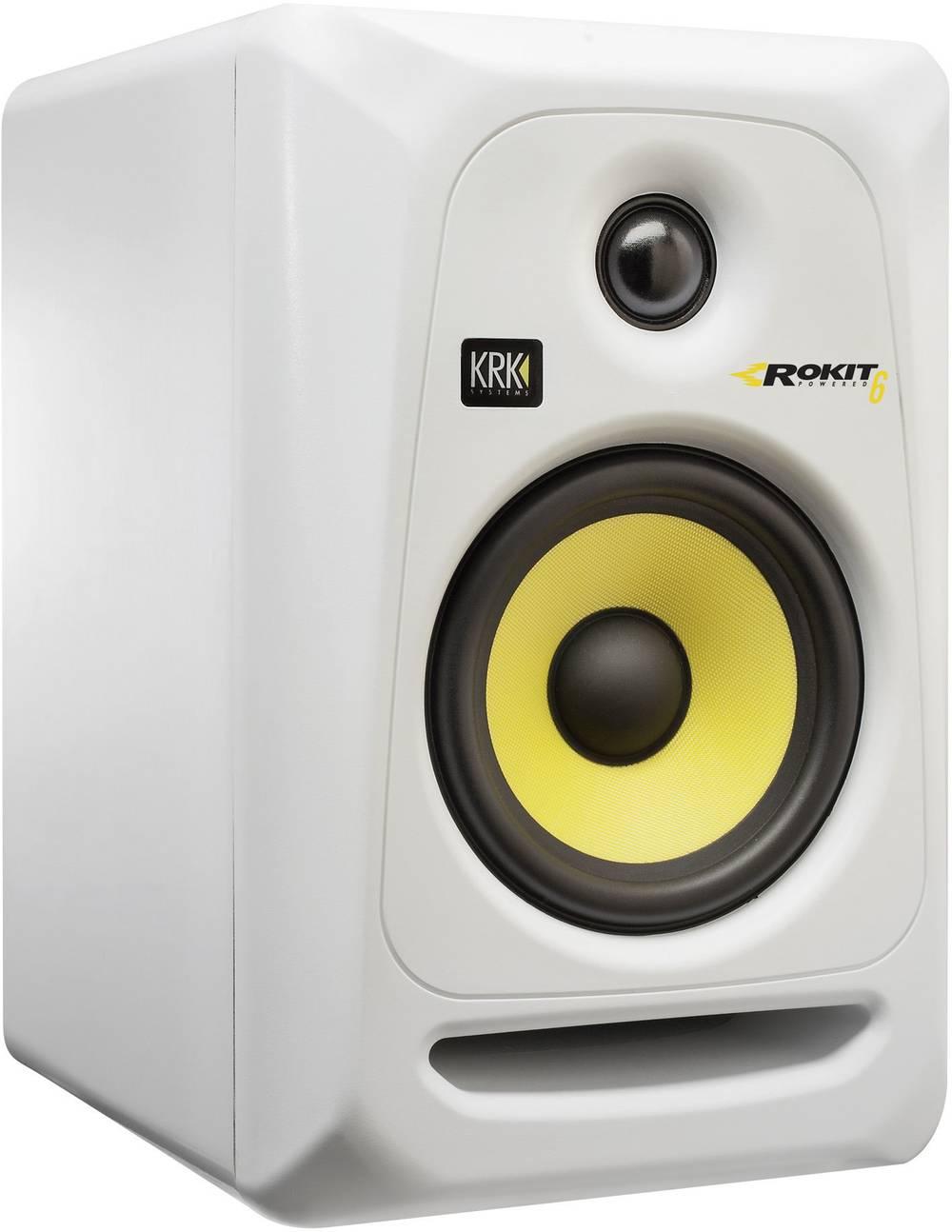 KRK RP6G3 studijski monitorski zvočnik bela KKRP6G3SE KRK Systems