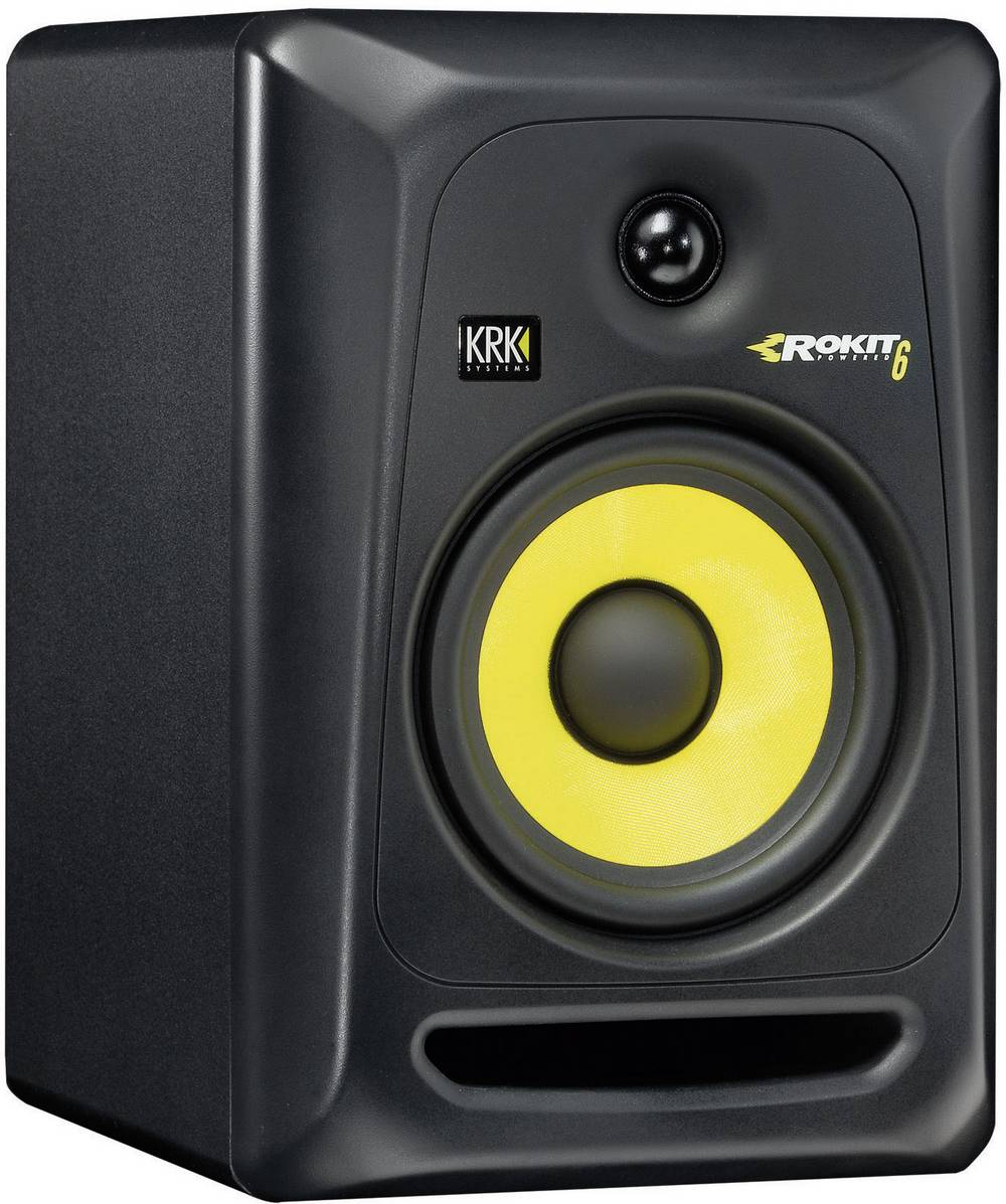 KRK RP6G3 studijski monitorski zvočnik bela KKRP6G3 KRK Systems