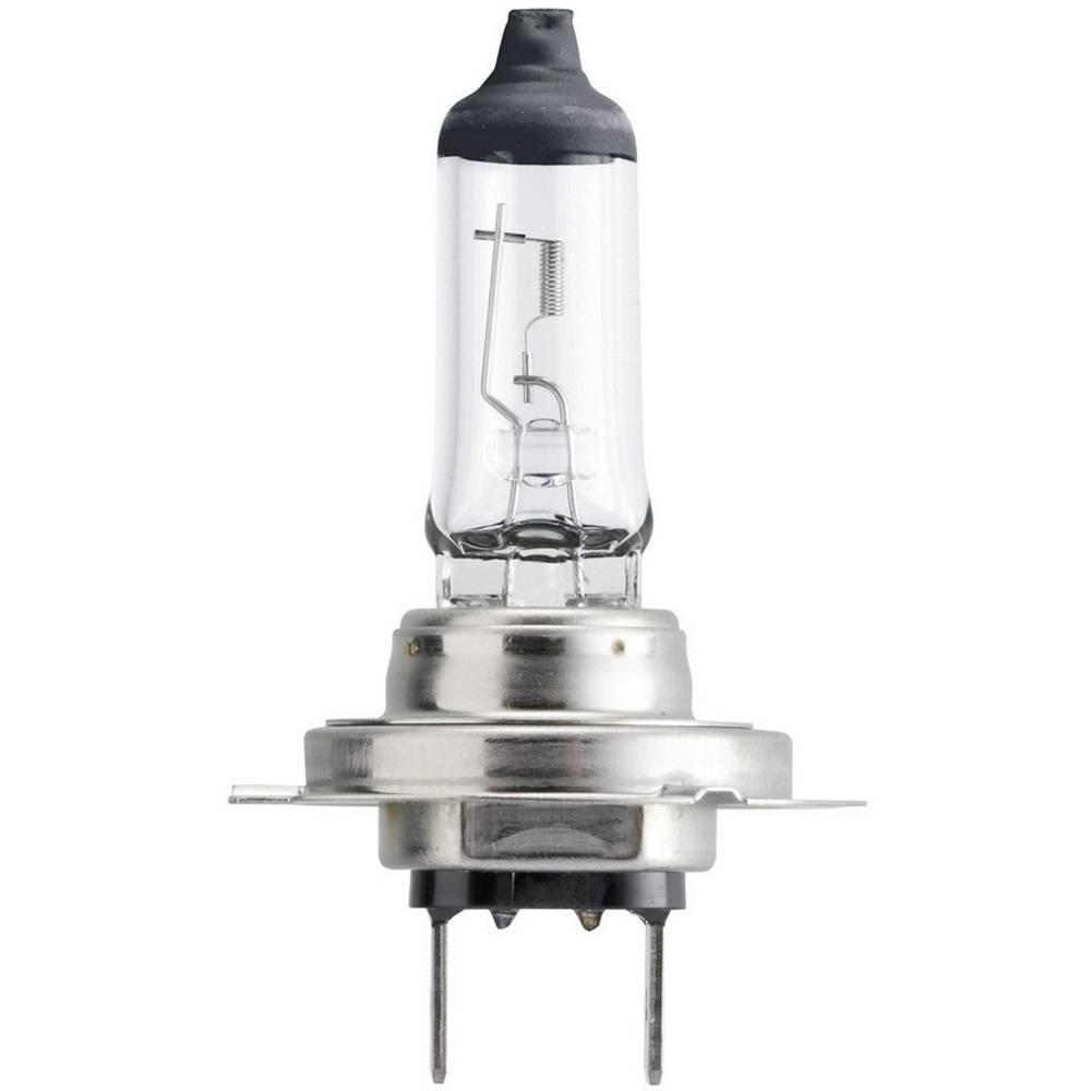 Avtomobilska žarnica Philips Vision Moto, H7, 12 V, 1 kos, PX26d, prozorna 49026130