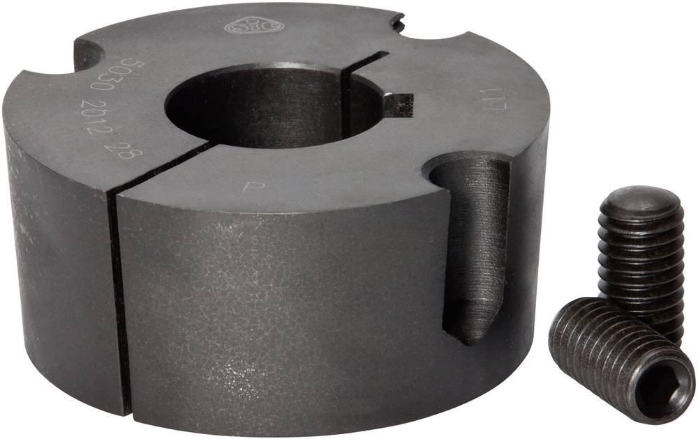 Konusna vpenjalna puša SIT 1215-18 premer osi: 18 mm