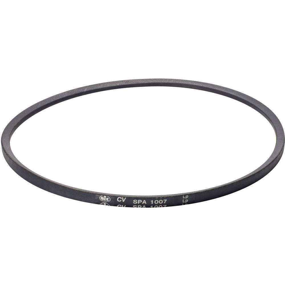 Klinasti jermen SIT SPZ2540 skupna dolžina: 2540 mm širina prereza:: 9.7 mm višina prereza:: 8 mm primeren za: Klinasti škripec