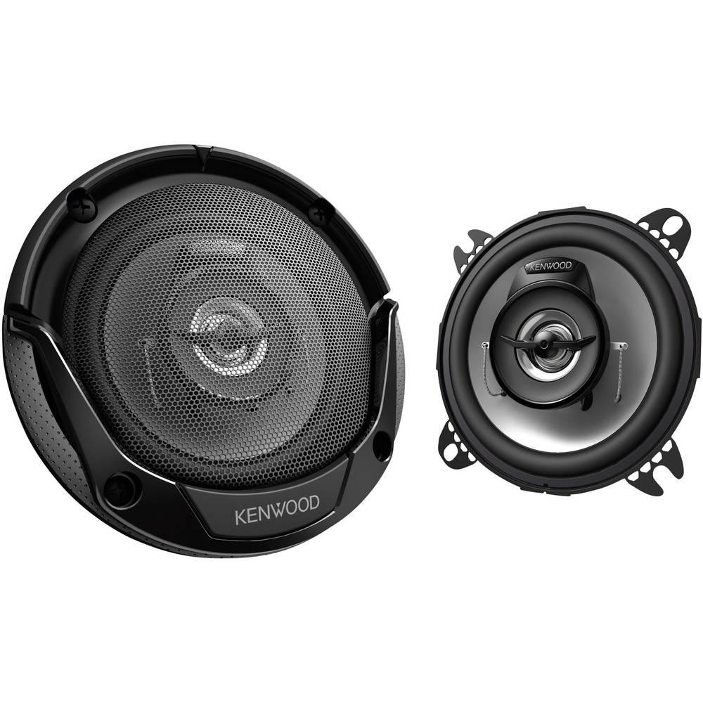2-sustavni koaksijalni zvučnici za ugradnju Kenwood KFC-E1065, 210 W