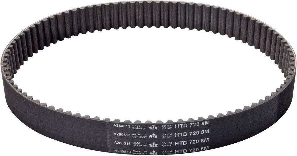 Zobati jermen SIT HTD Profil 5M širina: 9 mm skupna dolžina: 800 mm število zob: 160