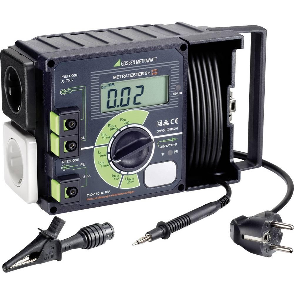 Gossen Metrawatt GMC 701/702 METRATESTER VDE testni uređaj M 700 D