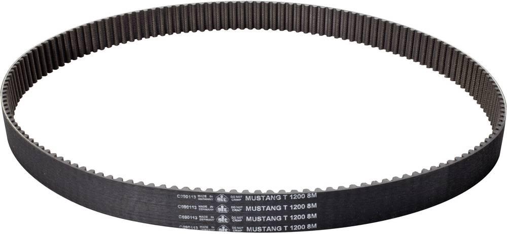 Zobati jermen SIT MUSTANG T Profil 8M širina: 20 mm skupna dolžina: 560 mm število zob: 70