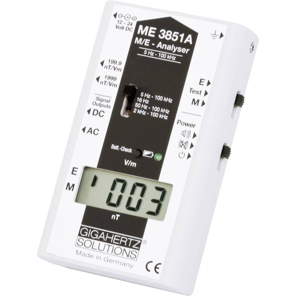 Digitalni uređaj za analizu elektrosmoga ME3851A Gigahertz Solutions