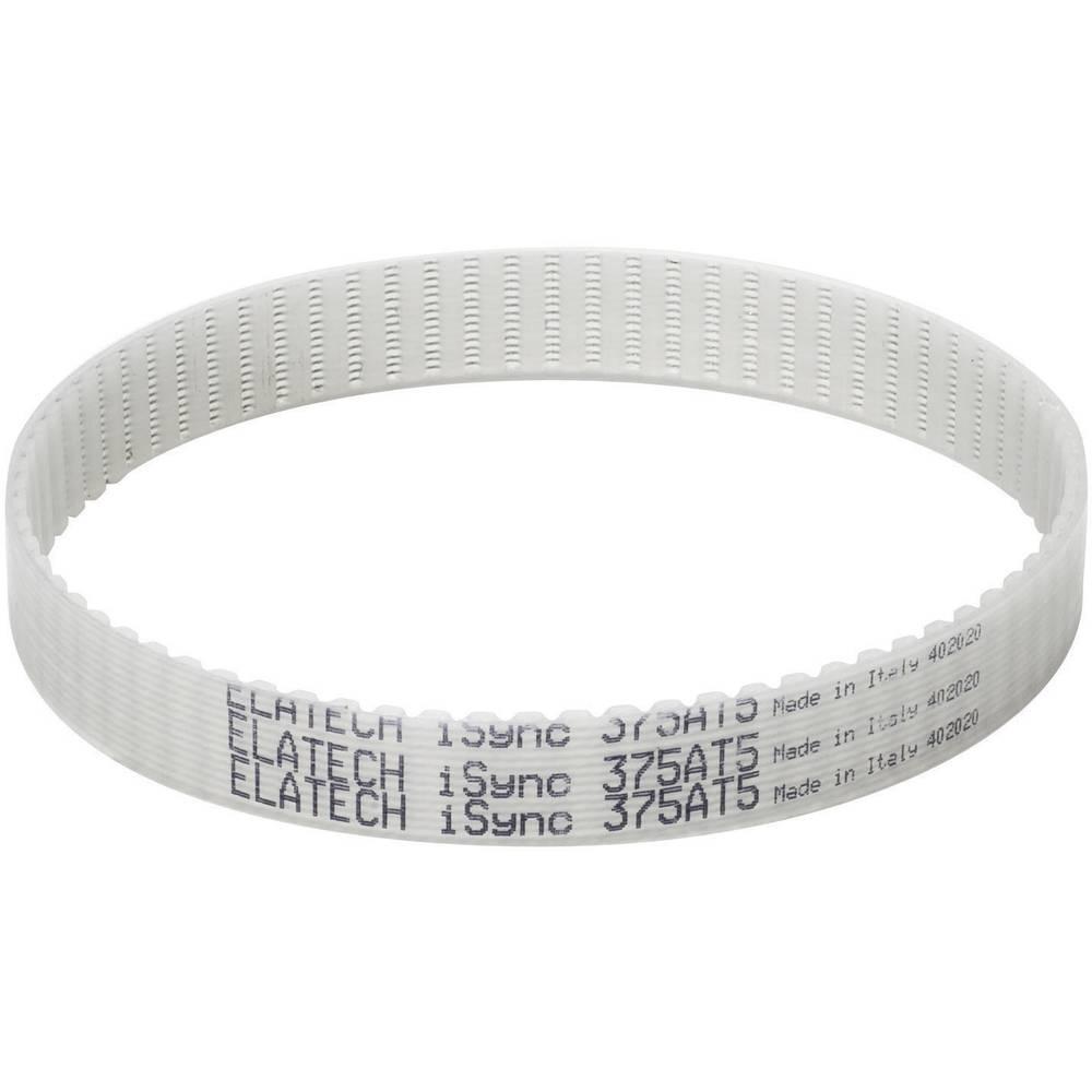 Zobati jermen SIT ELATECH iSync Profil AT5 širina: 16 mm skupna dolžina: 455 mm število zob: 91