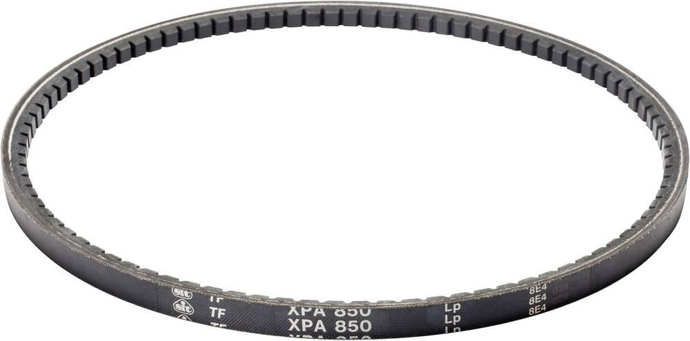 Klinasti jermen SIT XPZ1587 skupna dolžina: 1587 mm širina prereza:: 9.7 mm višina prereza:: 8 mm primeren za: Klinasti škripec