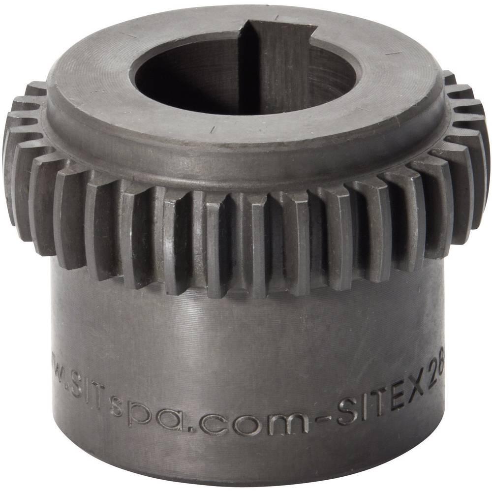 Zobati sklopčni razdelilnik SIT GDN028F18NS vrtina- 18 mm zunanji premer 43 mm tipa 028