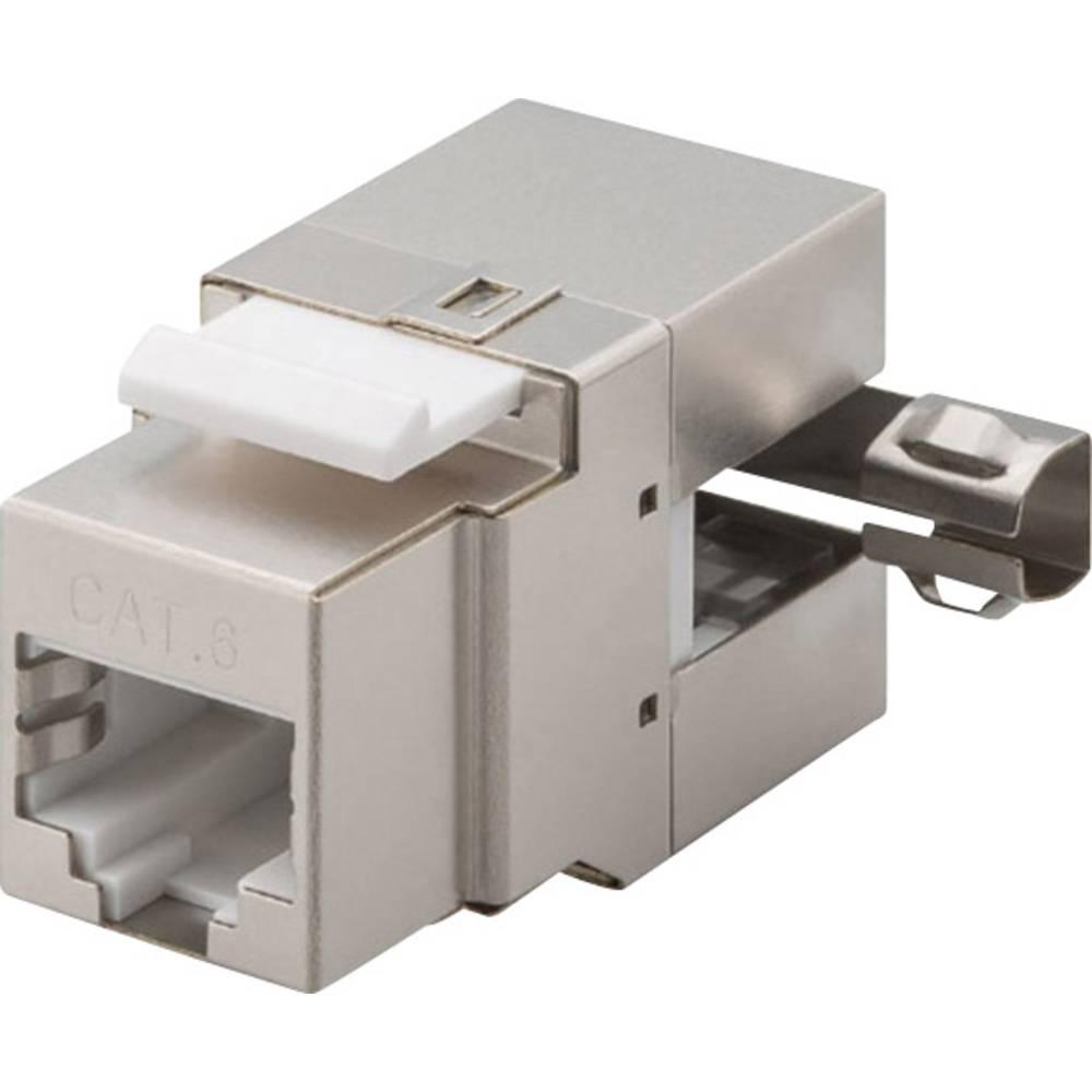 Keystone utični modul CAT 6 RJ45, LSA, STP, SNAP-IN, sa zaštitom