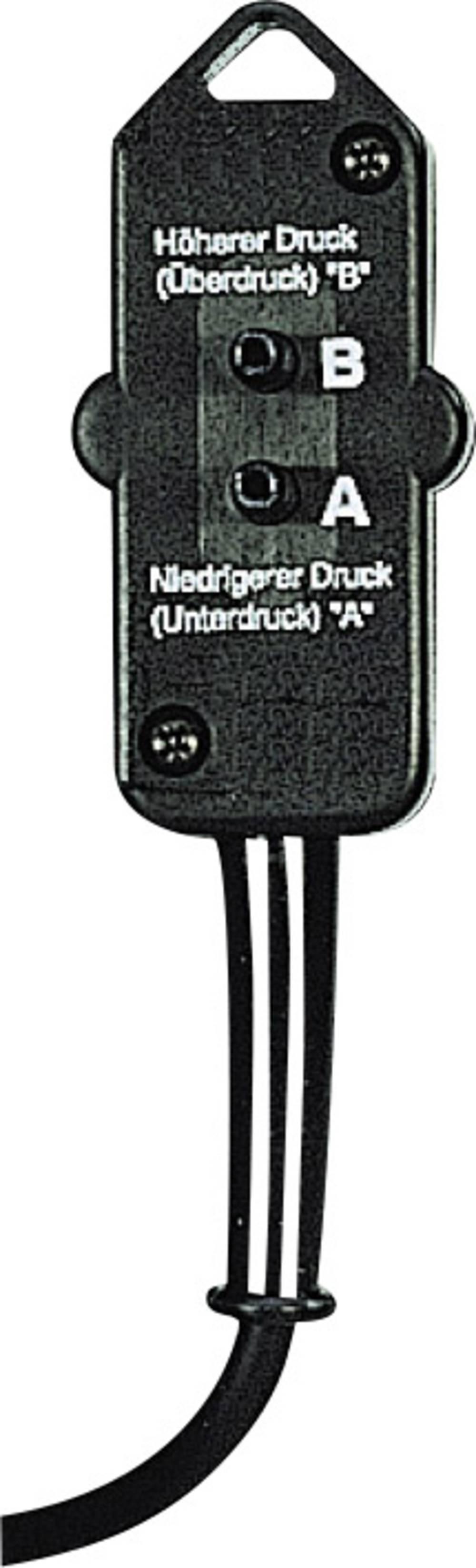 Greisinger GMSD 350 MR tlačni senzor za relativni tlak GMSD 350 MR, primerno za: GMH 3151, GMH 3156, GMH 3111, GDUSB 1000 601864