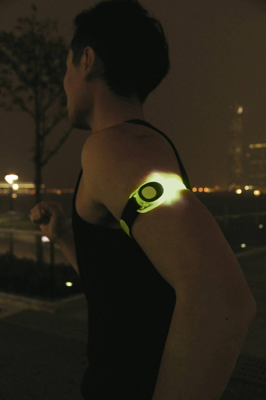 Meteor LED-trak za okoli roke