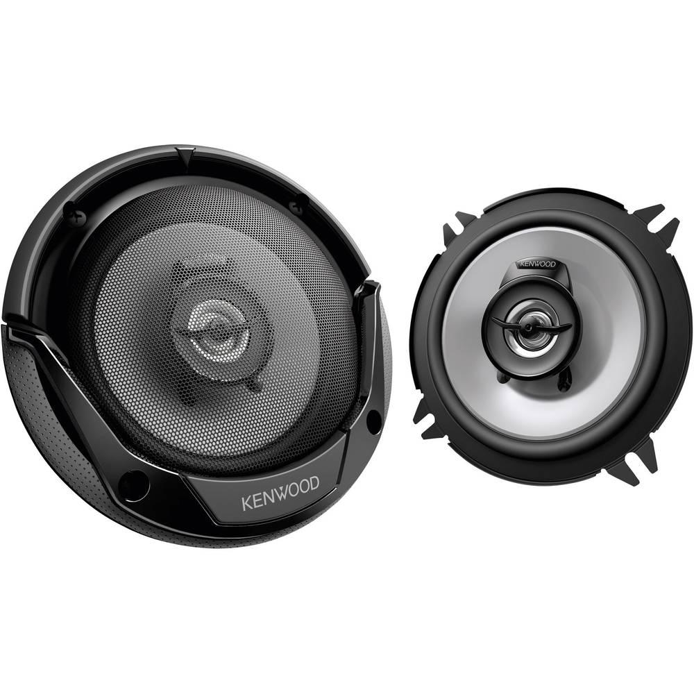 2-sustavni koaksijalni zvučnici za ugradnju Kenwood KFC-E1365, 250 W