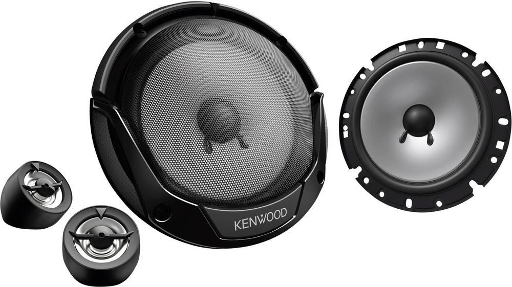 2-sustavni zvučnici za ugradnju Kenwood KFC-E170P, 300 W, komplet