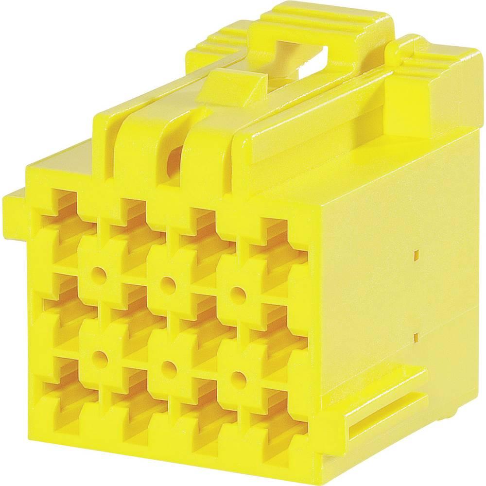 Ohišje za konektorje TE Connectivity 1-967622-2 : 5 mm 1 kos