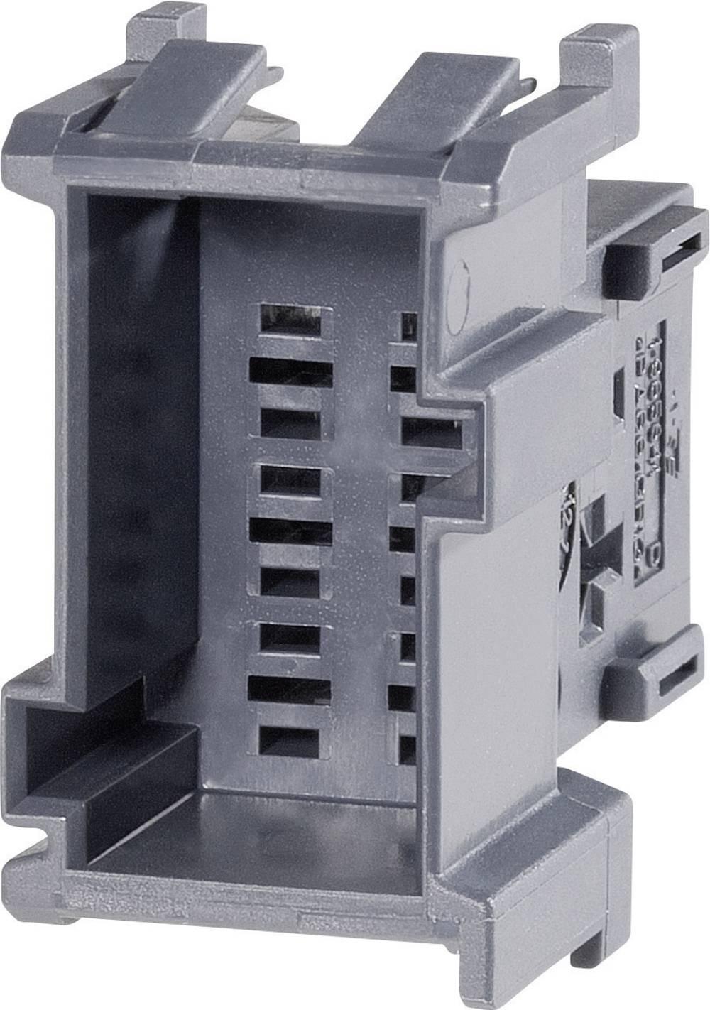 Ohišje za konektorje TE Connectivity 1-967626-1 : 5 mm 1 kos