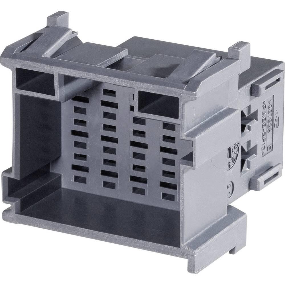 Tilslutningskabinet-kabel J-P-T Samlet antal poler 15 TE Connectivity 1-967628-6 Rastermål: 5 mm 1 stk
