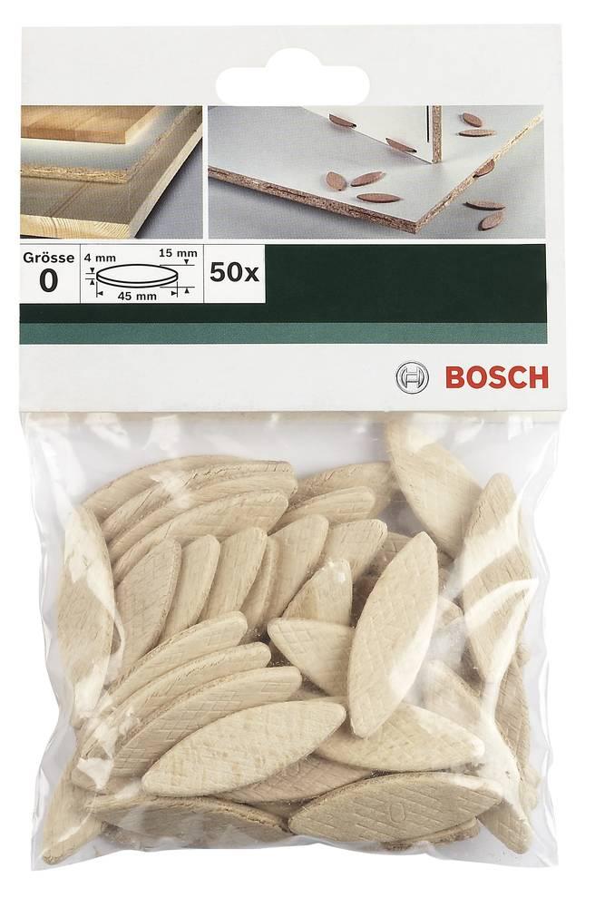 Bosch 2609256600 ravni moznik, 50 kosov