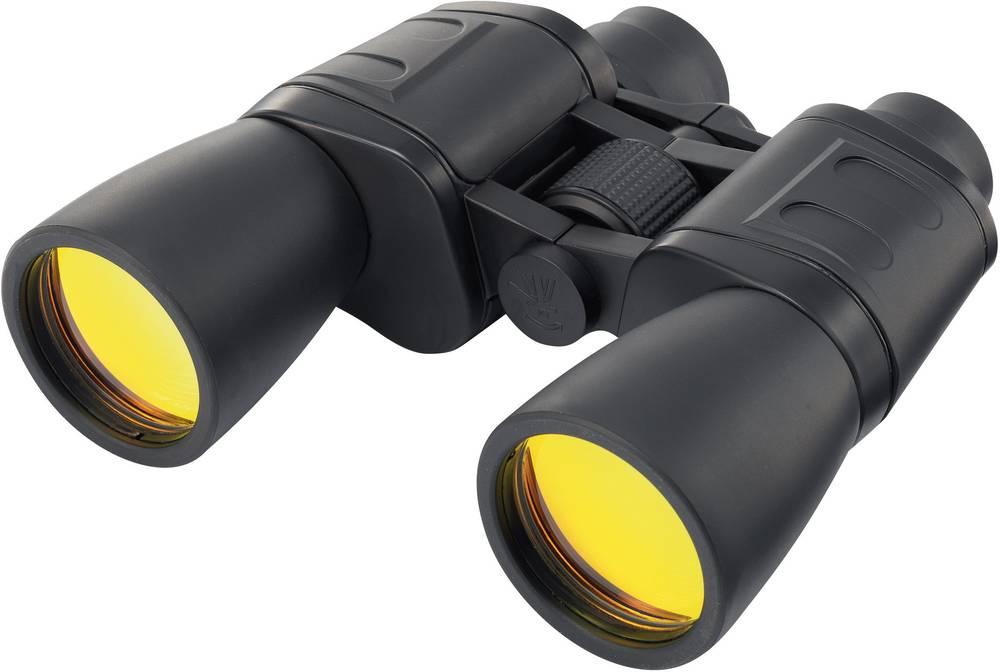 Daljnogled Renkforce Ruby, 7 x 50 mm Binocular, 4127c2, vidno polje 124 m/1000 m, 7 x povečava