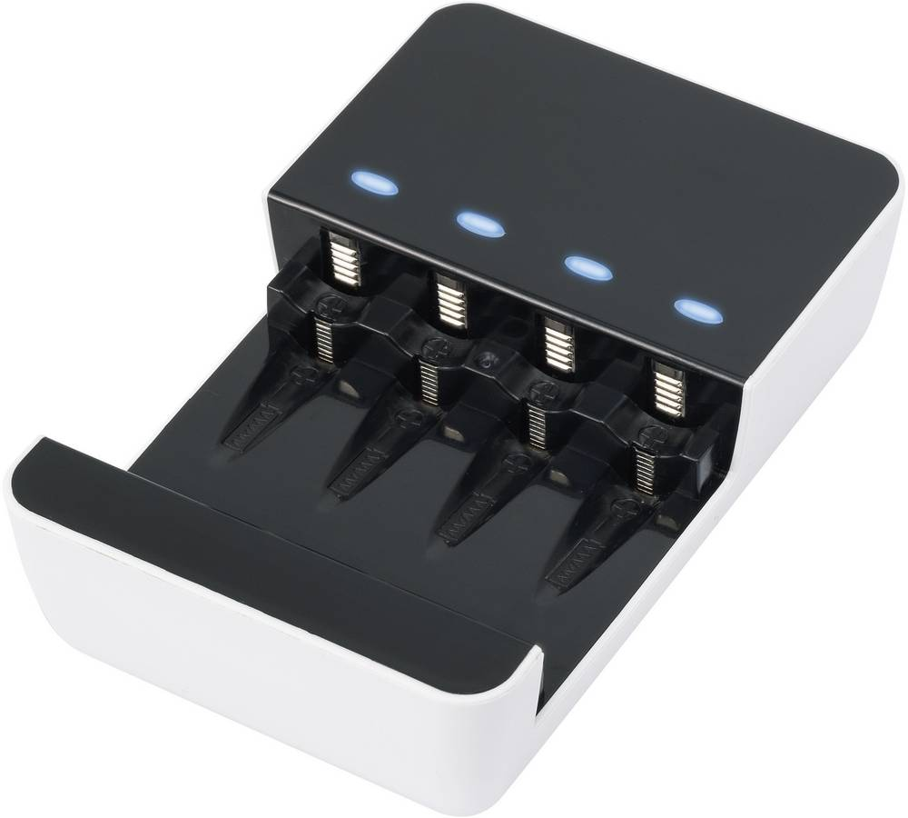 Basetech Polnilnik BTL-6, USB 96072C19 BTL-6