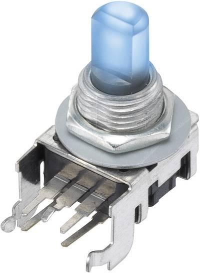 Compare prices for 12PLB1HBF B 15F 2B10K 002 6H Single turn rotary pot LED Mono 0.05 W 10 kΩ 1 pcs