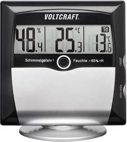 Merilnik vlažnosti zraka (higrometer) VOLTCRAFT MS-10 1 % rF 99 % rF Taupunkt-z opozorilnikom pred plesnijo kalibracija narejena
