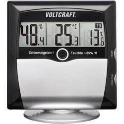 Luftfugtighedsmåler (hygrometer) VOLTCRAFT MS-10 1 % r. 99 % r. Dugpunkts/skimmelsvampsvisning Kalibrering efter: Fabriksstandar