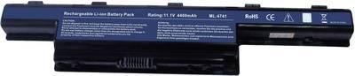 Acer, Gateway Laptop battery replaces original battery AK.006BT075, AK.006BT080, AS10D, AS10D3E, AS10D31, AS10D41, AS10D51, AS10D61, AS10D71, AS10D73, AS10D75,