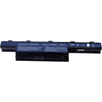 Acer, Gateway Laptop battery replaces original battery AK.006BT075, AK.006BT080, AS10D, AS10D3E, AS10D31, AS10D41, AS10D