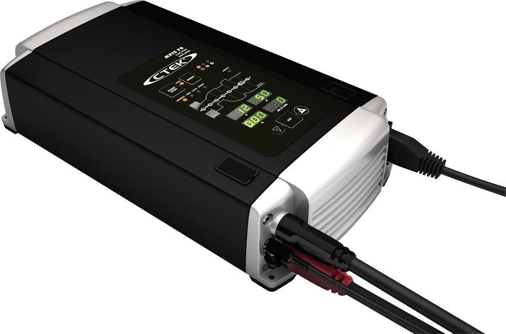 Automatisk oplader CTEK MXTS 70/50 40-016 12 V, 24 V 50 A 50 A