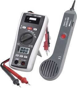 VOLTCRAFT LSG-4 digitalni multimeter z iskanjem napeljav, kablov in vodnikov, 400 m