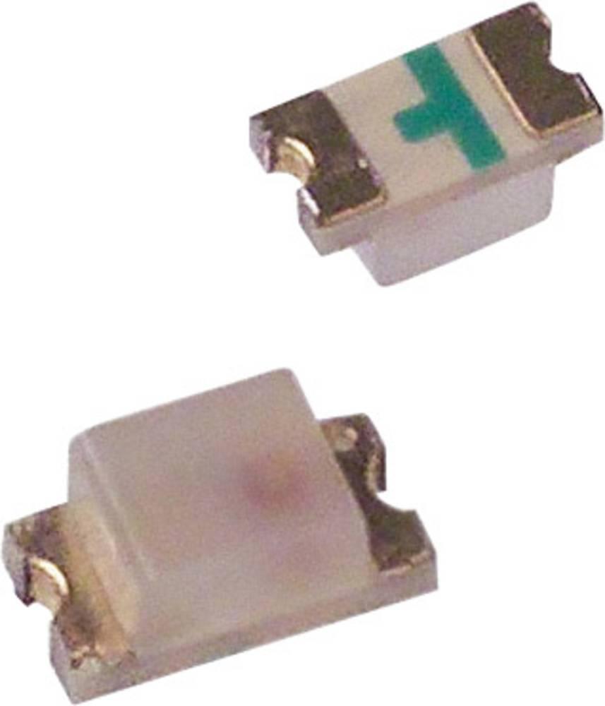 SMD LED Broadcom HSMC-C190 1608 90 mcd 170 ° Rød
