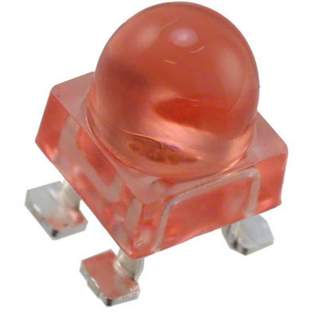 SMD LED Broadcom ALMD-EF3D-VX002 SMD-4 6750 mcd 30 ° Rød