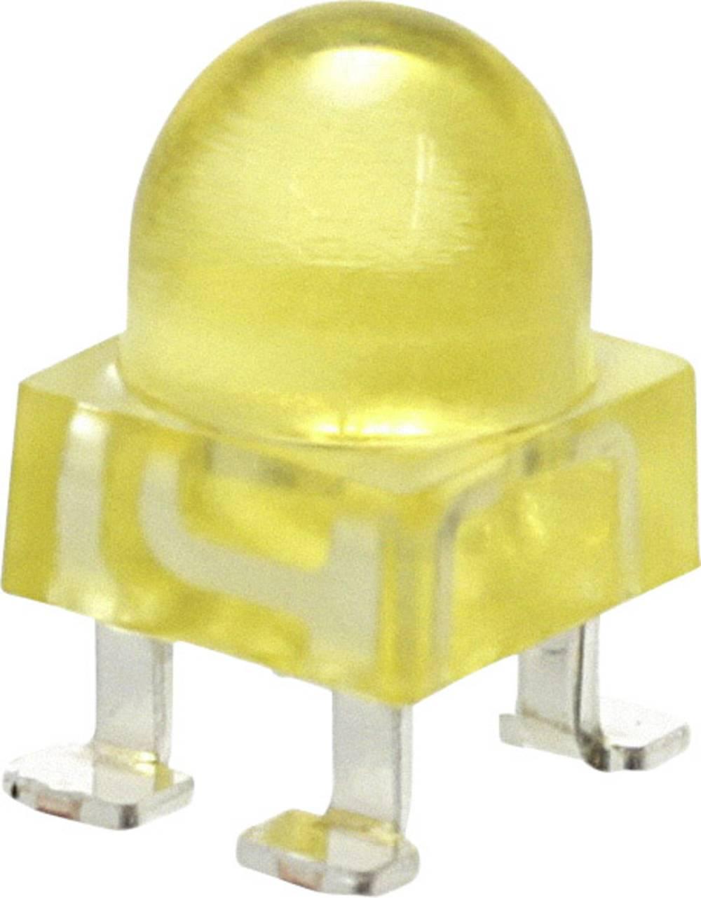 SMD LED Broadcom ALMD-EL3D-VX002 SMD-4 6750 mcd 30 ° Rav