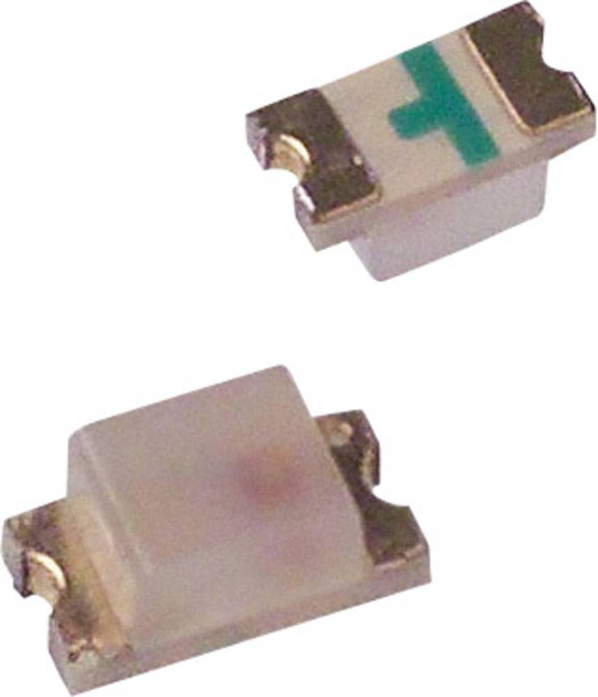 SMD LED Broadcom HSMR-C191 1608 55 mcd 155 ° Blå