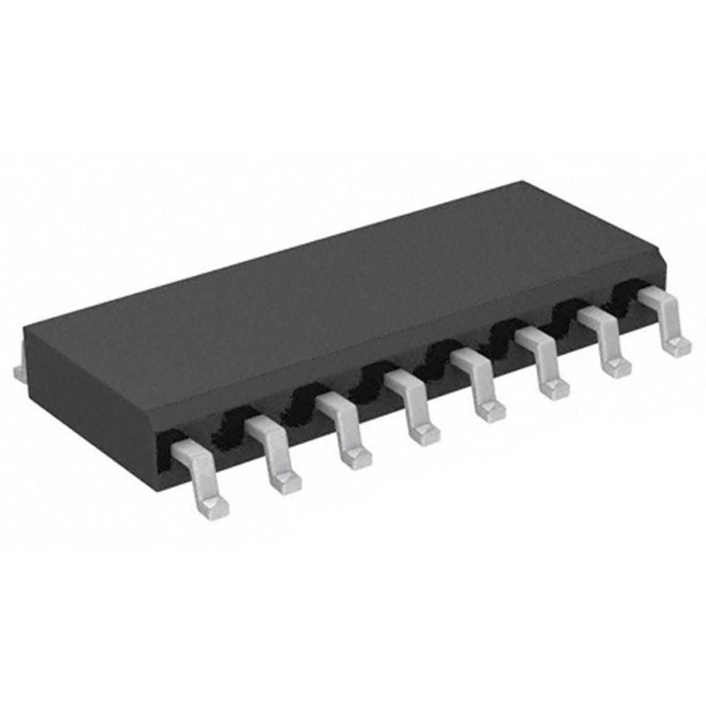 PMIC - grafikdriver Texas Instruments CD4056BM LCD 7-segmenter 1-cifret BCD 0.04 µA SOIC-16