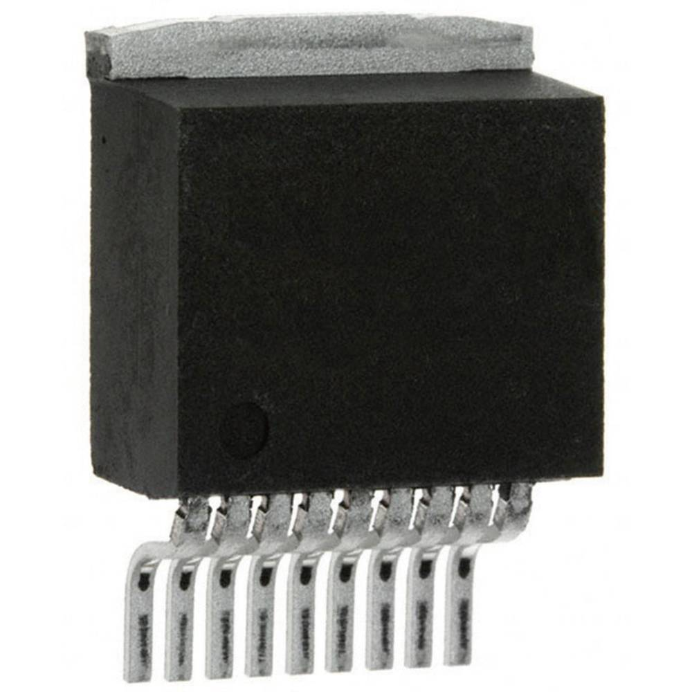 Linear Ic Audio Amplifier Texas Instruments Lm4755ts Nopb 2 Lm380 25 Watt Channel Stereo Class Ab To 263 9