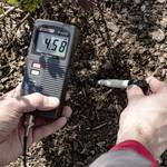 Voltcraft PH-212 Soil pH Meter 0 - 13 pH