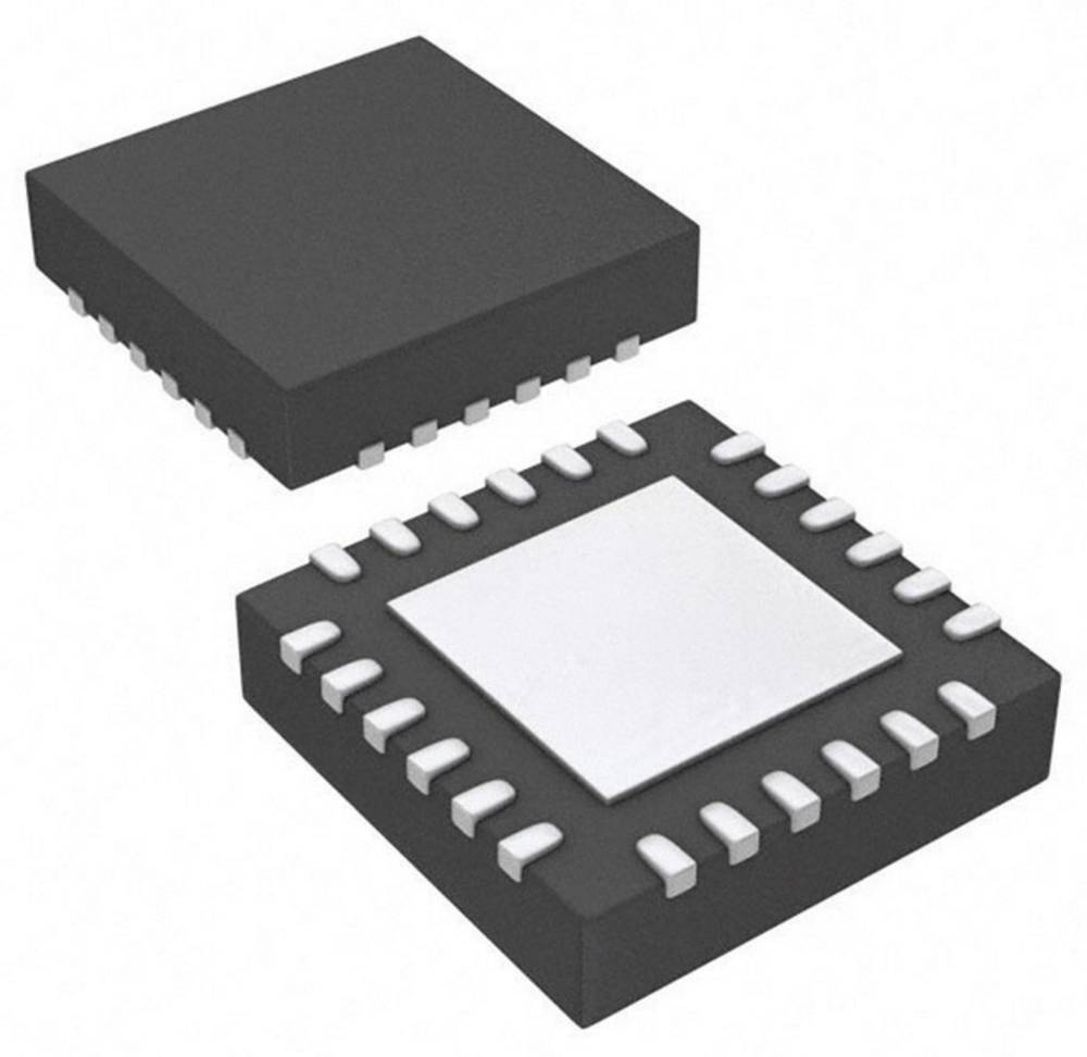 PMIC - strømstyring - specialiseret Texas Instruments TPS65053RGET VQFN-24 (4x4)